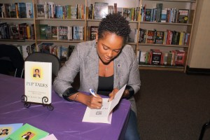 Dr. Jenice Armstead Barnes and Noble Book Signing 2016  Photo by: Flex Casiano