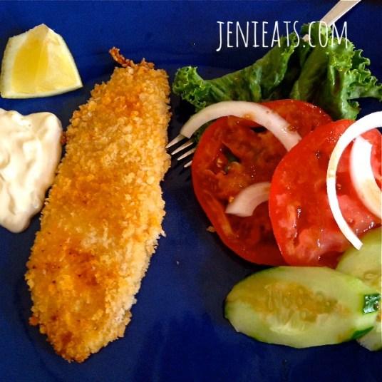 Fish Meal Salad
