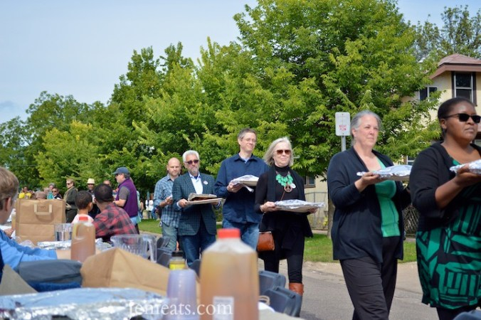 meal procession watermark