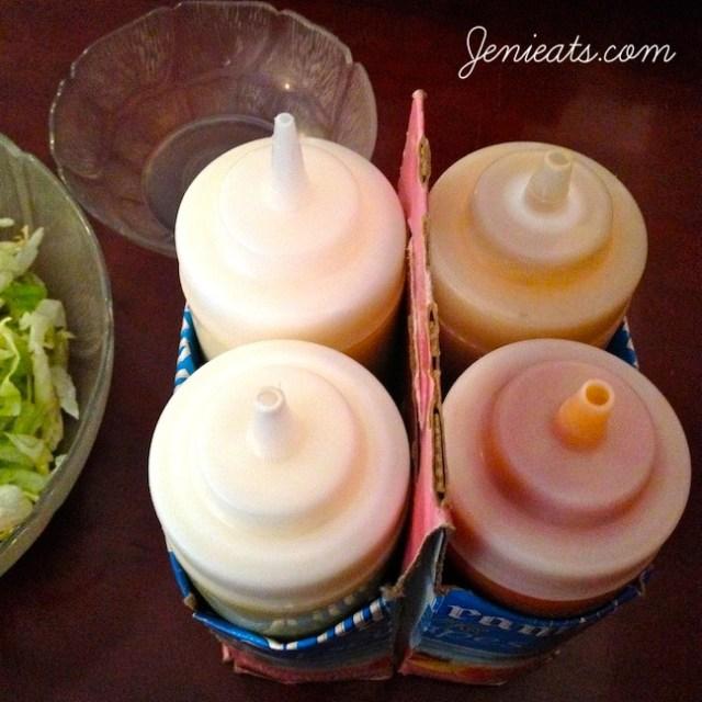 Salad Dressings watermarked