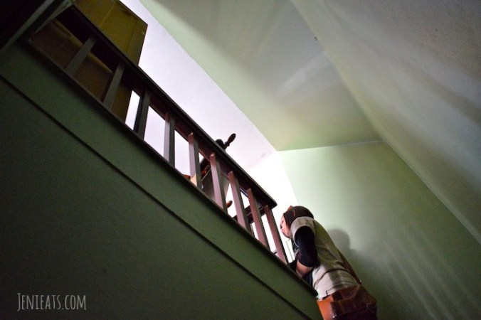 Up the stairs watermarked