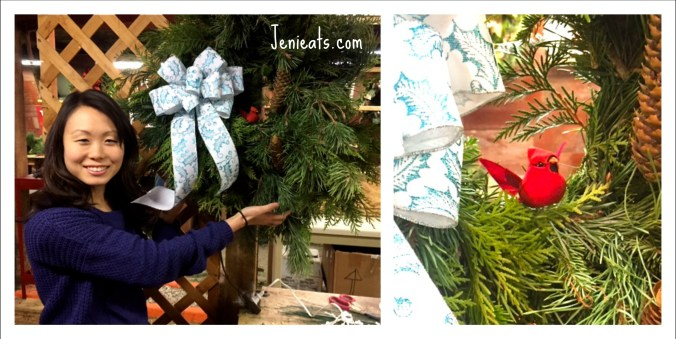 Jeni Wreath Collage