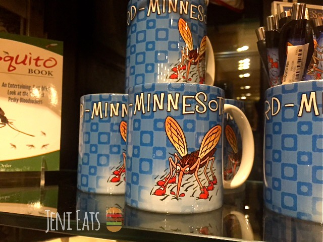Minnesota Mug Mosquito