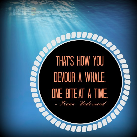 Frank Whale Quote