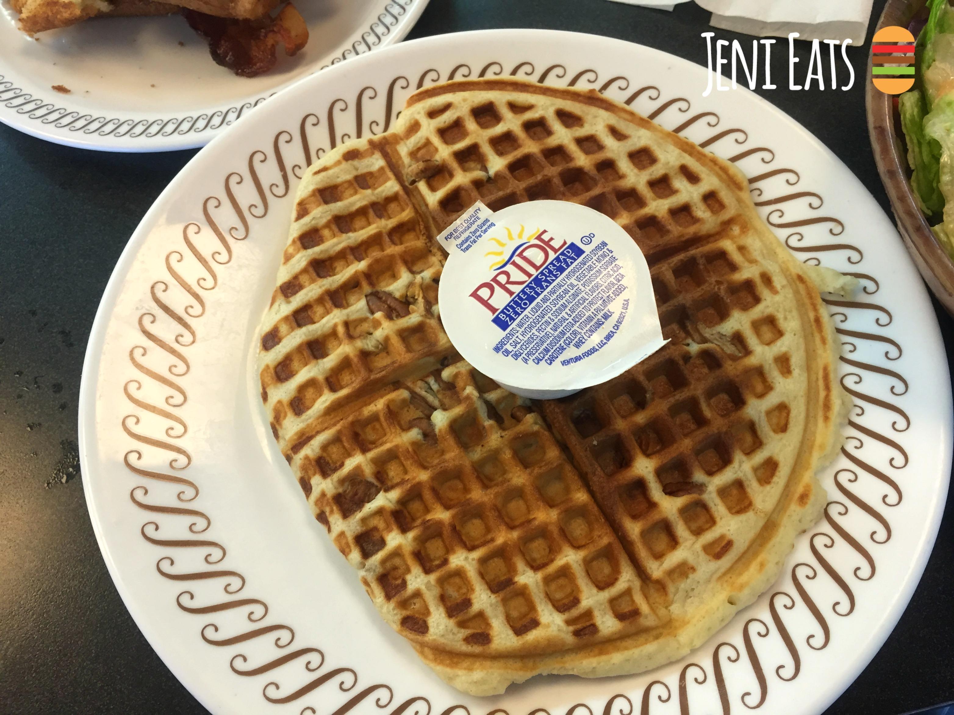 Waffle House Quest:Highlights From The Brock-Bourdain Menu