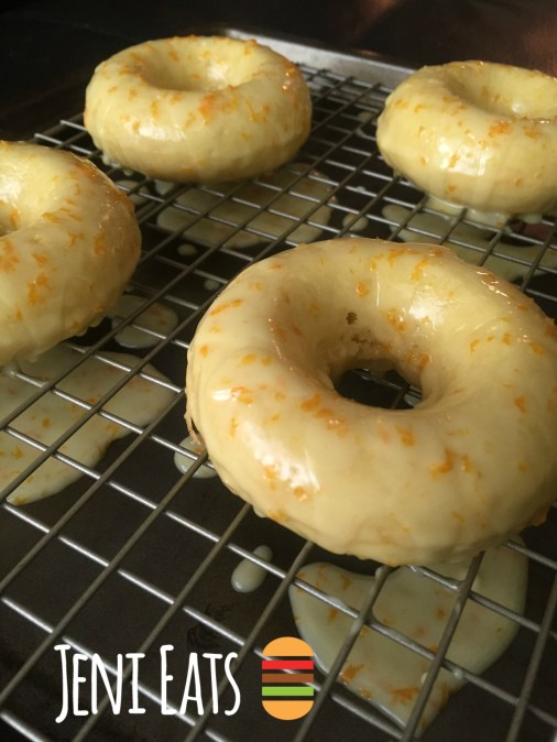 first baked donuts