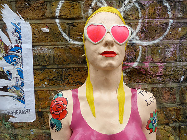 Image result for buxton street art installations
