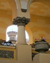 Alba Iulia Carolina - details