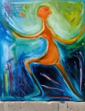 Oil on Canvas Jeni McMillan