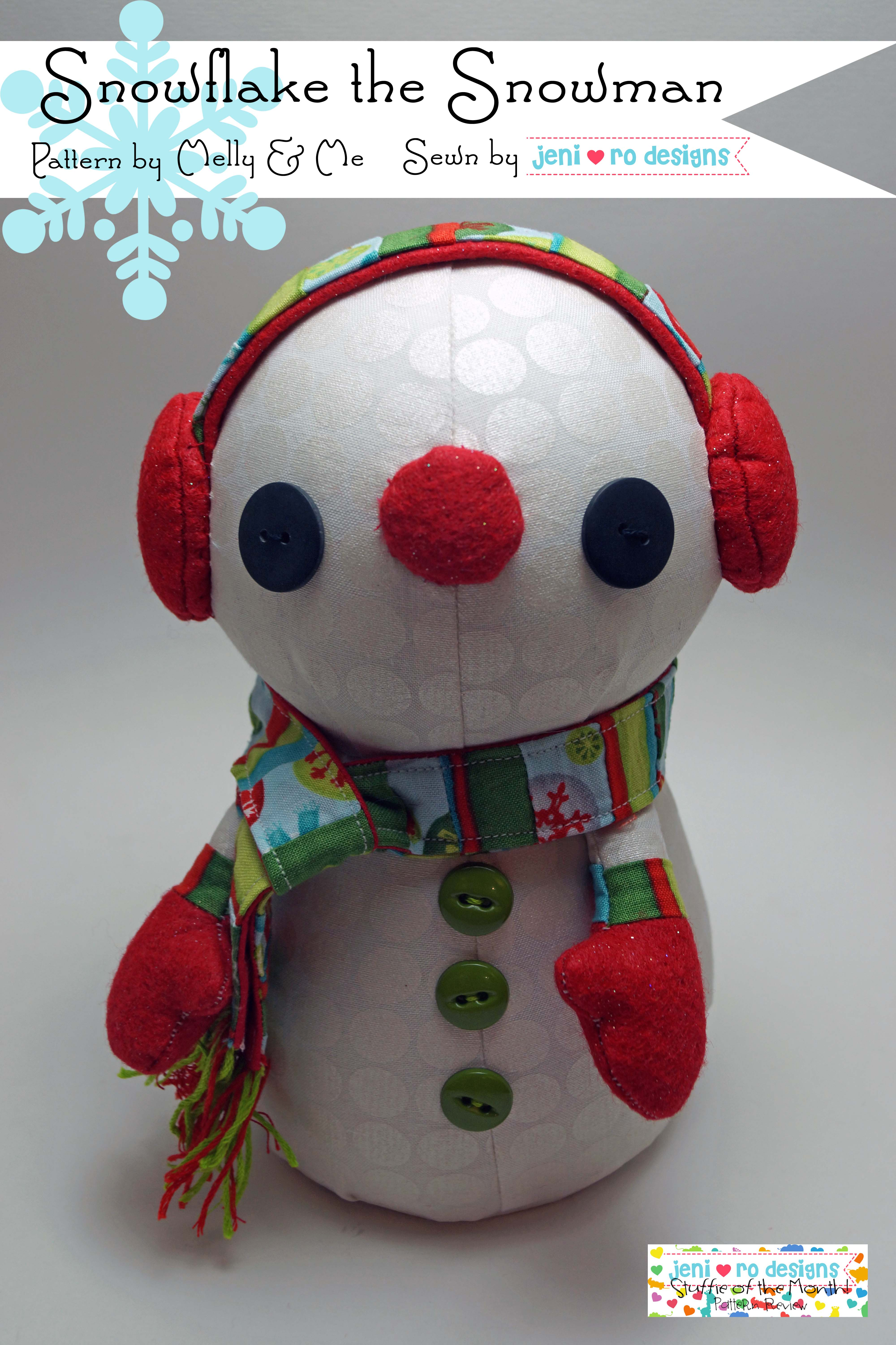 December Stuffie Of The Month