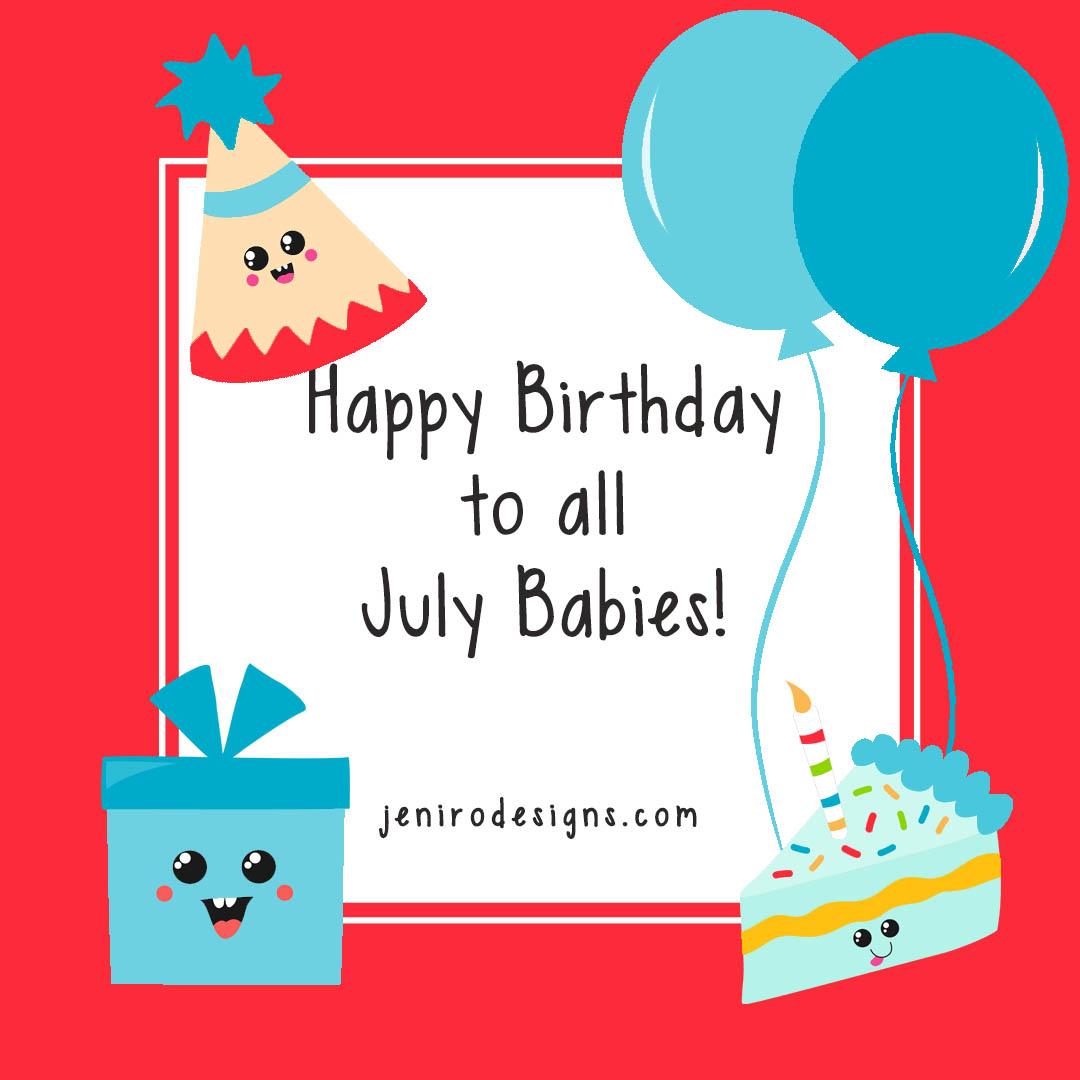 Birthday Greetings Archives Jeni Ro Designs