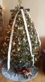 Rury family Christmas tree