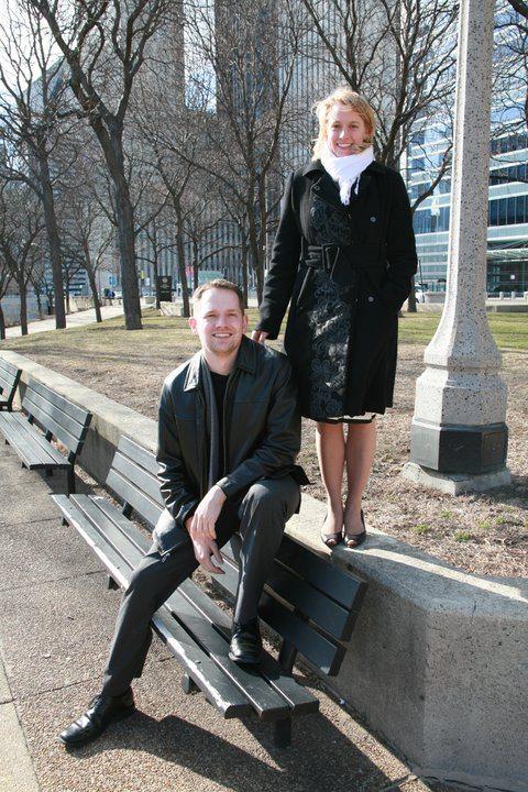 Brad and Sarah Jenks