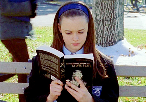 Rory-Gilmore-Reading