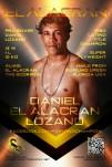JENMEDIA / WORKS / GRAPHIC DESIGN / FIGHTER BRANDING PR / PRO BOXING / DANIEL EL ALACRAN LOZANO