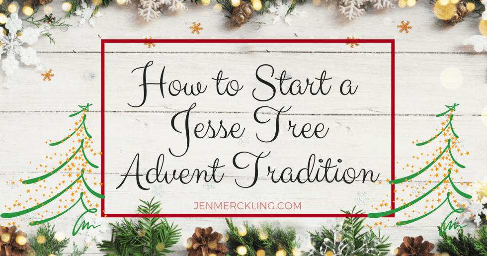 Jesse Tree Post Image