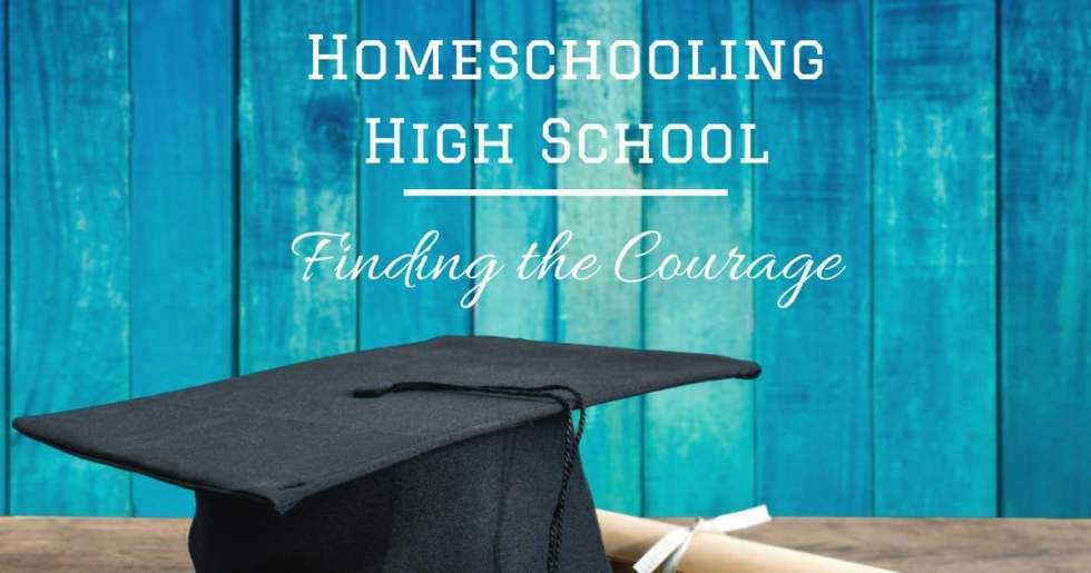 Homeschooling high school sounds like an overwhelming job--but there are resources availabe to help with curriculum planning, organization, and transcripts!