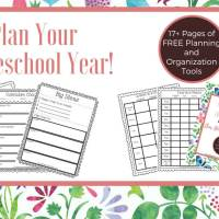Free Homeschool Planner -- a Long-Range View