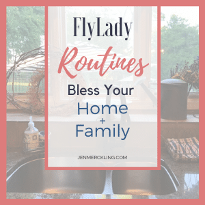 FlyLady Routines