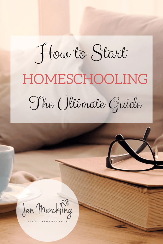 How to Start Homeschooling: The Ultimate Guide