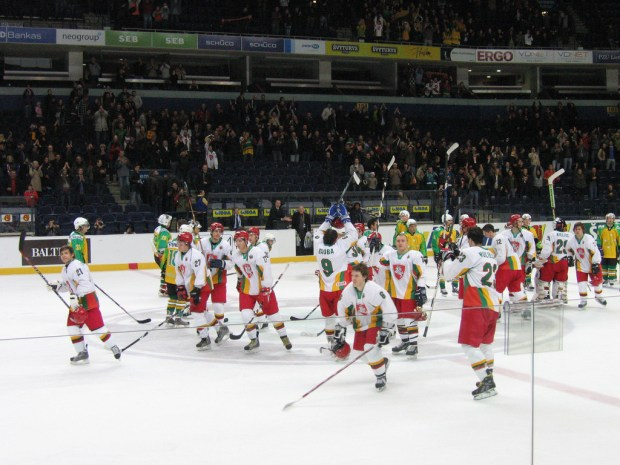 2009 hockey world champs Lithuania