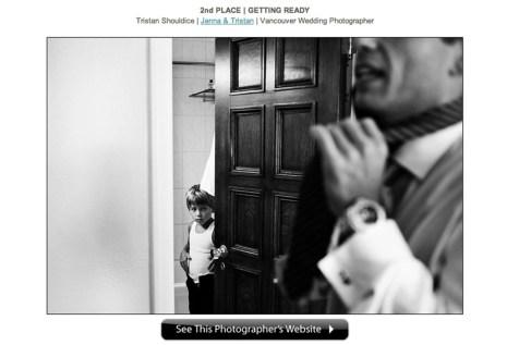 International Wedding Photography Awards