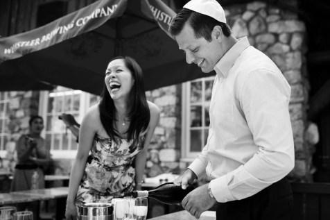 Vancouver Chinese Jewish Wedding