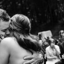 Backyard Wedding on Thetis Island