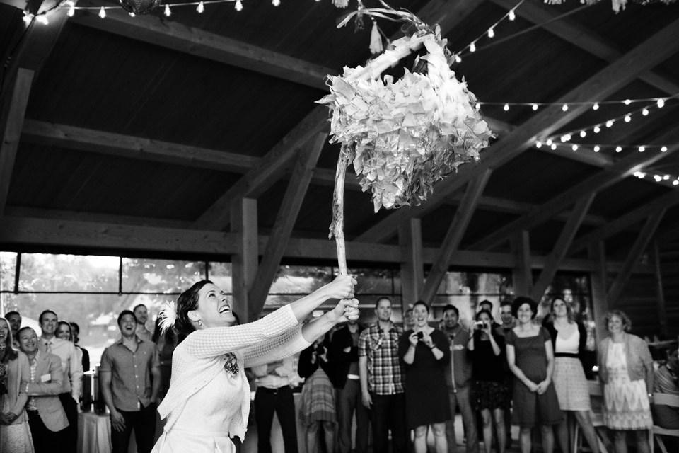 Gambier Island Wedding