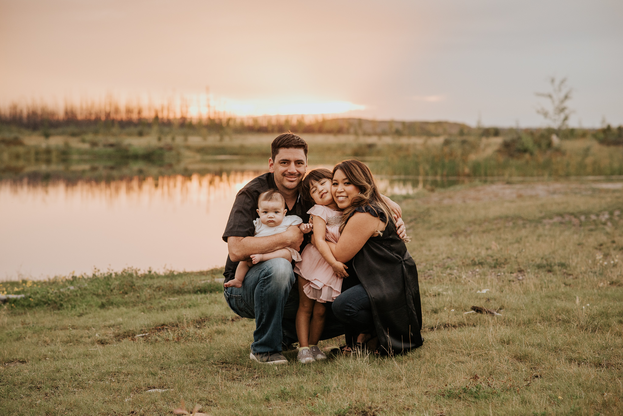 The Florence Family – Fort McMurray, AB