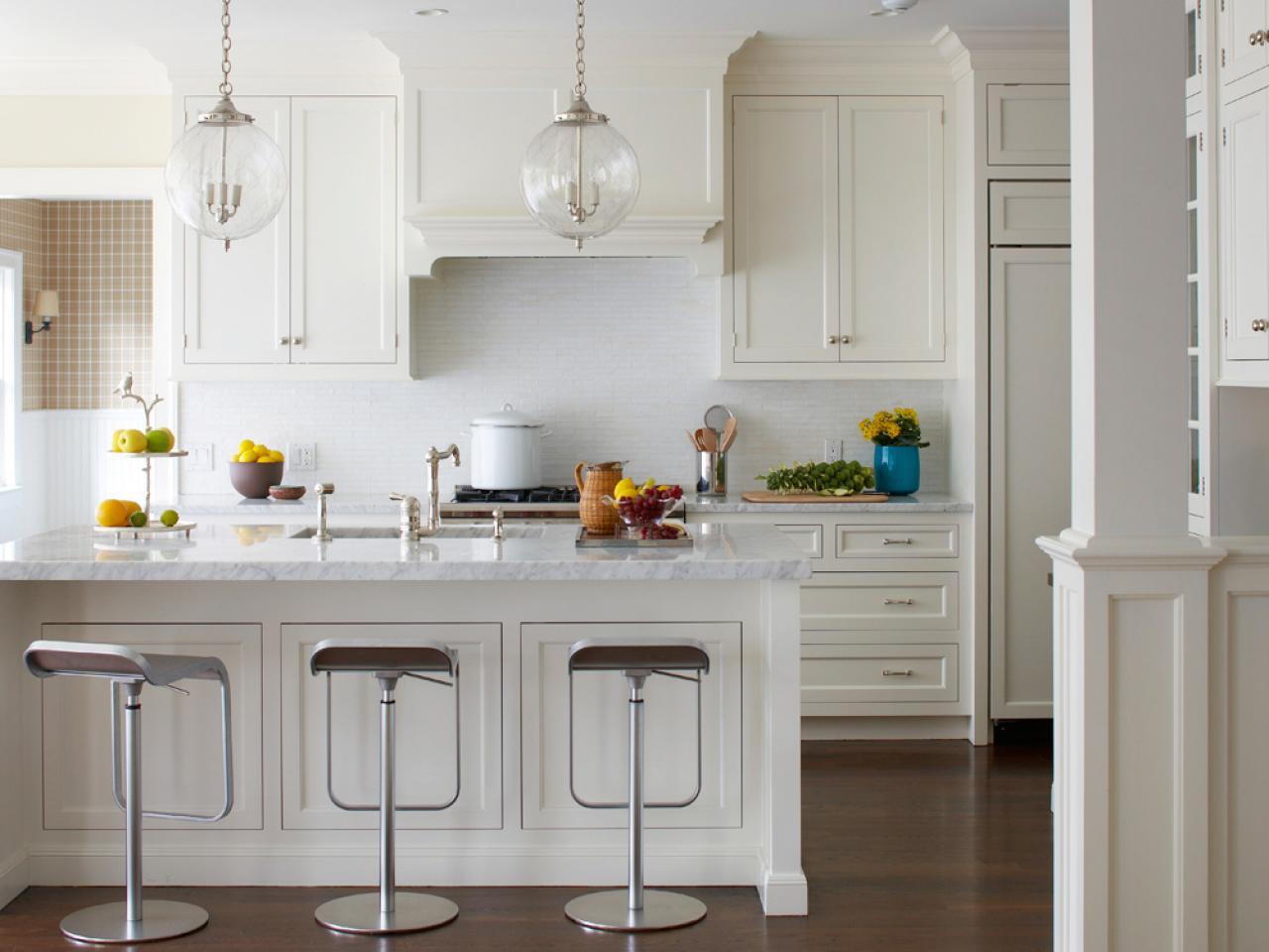 Wonderful White Kitchens