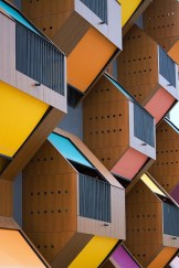 honeycomb apartments slovenia
