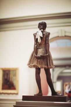 E Degas