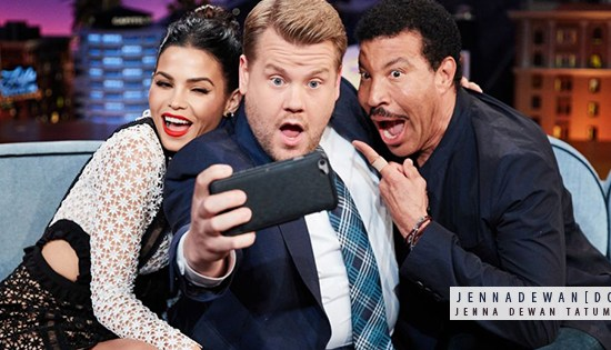 Access Hollywood & James Corden
