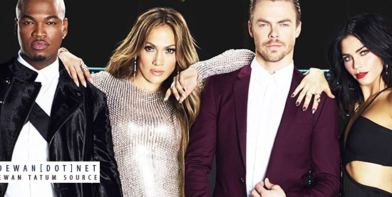 World Of Dance Season One Promotional Photos