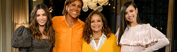 Turning The Tables With Robin Roberts