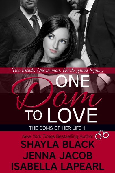 One Dom To Love New Cover