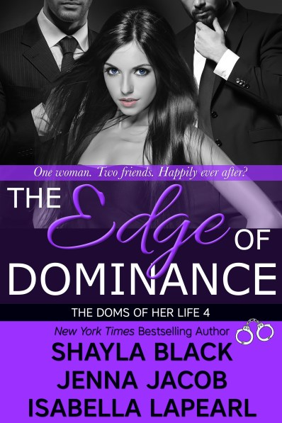 The Edge Of Dominance New Cover