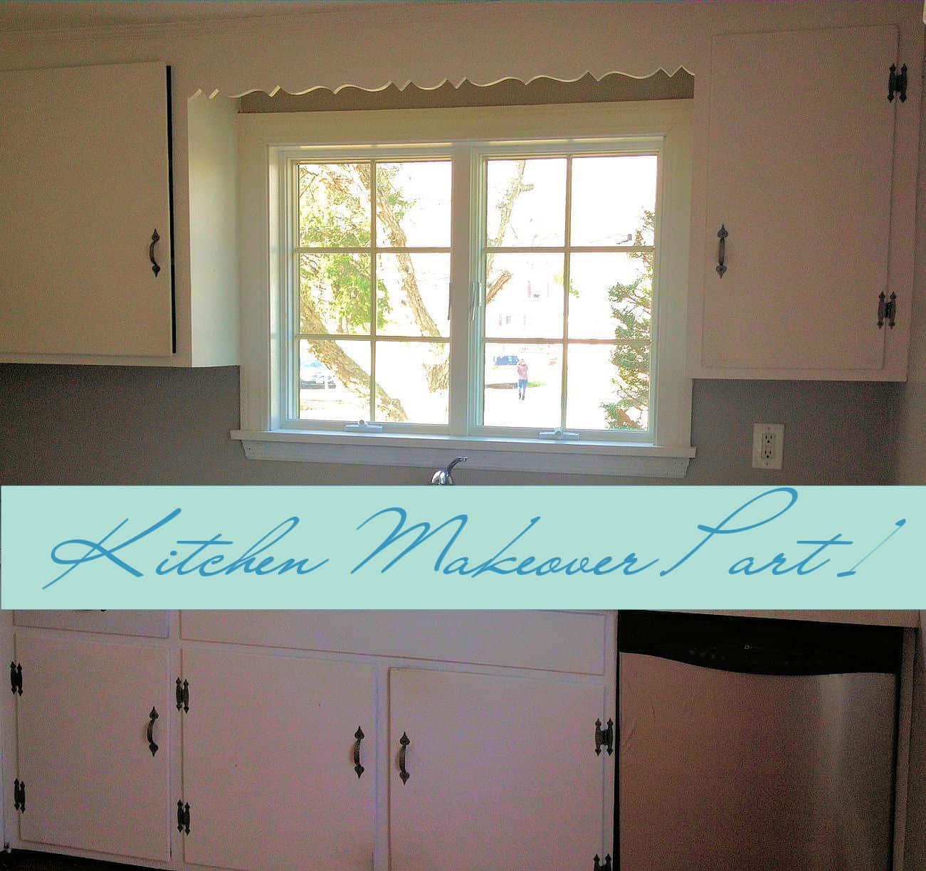 Kitchen Painted