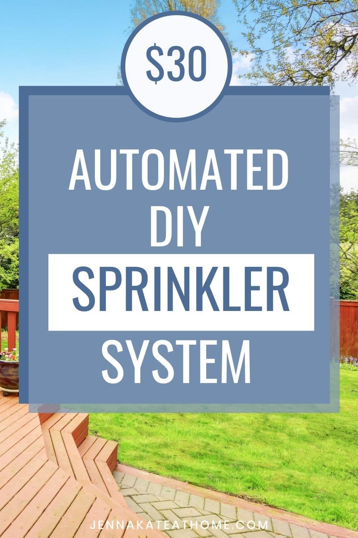 diy sprinkler system pin