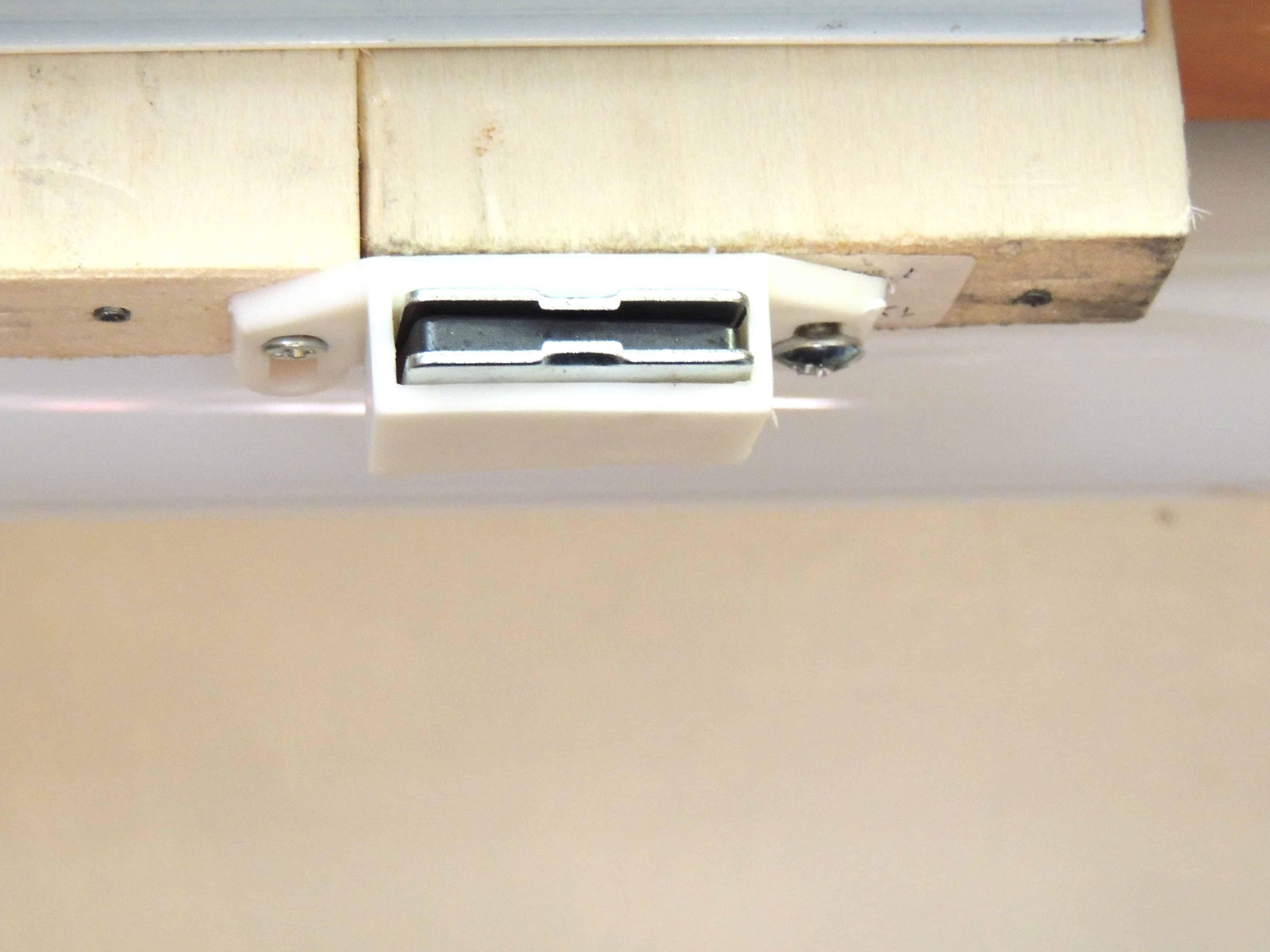 magnetic catch for door
