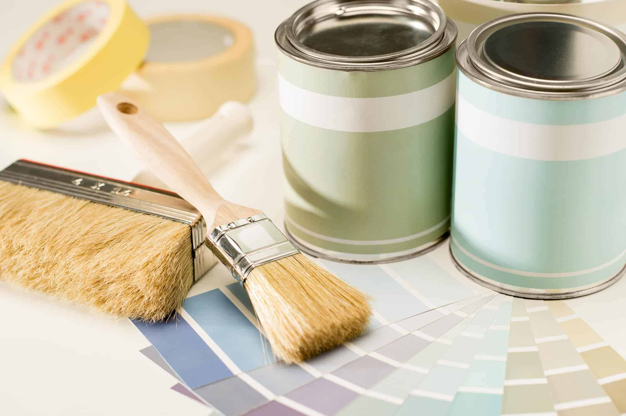 Which paint sheen is right for your job? What supplies do I need? This and other DIY 101 questions answered!