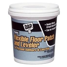flexible floor patch leveler