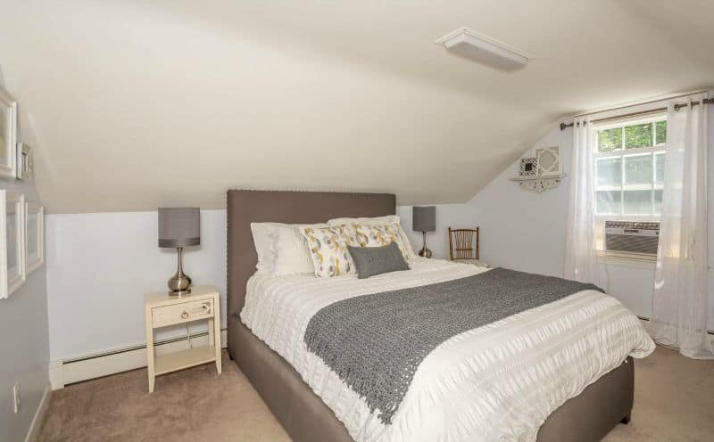 Declutter and depersonalize a home when staging