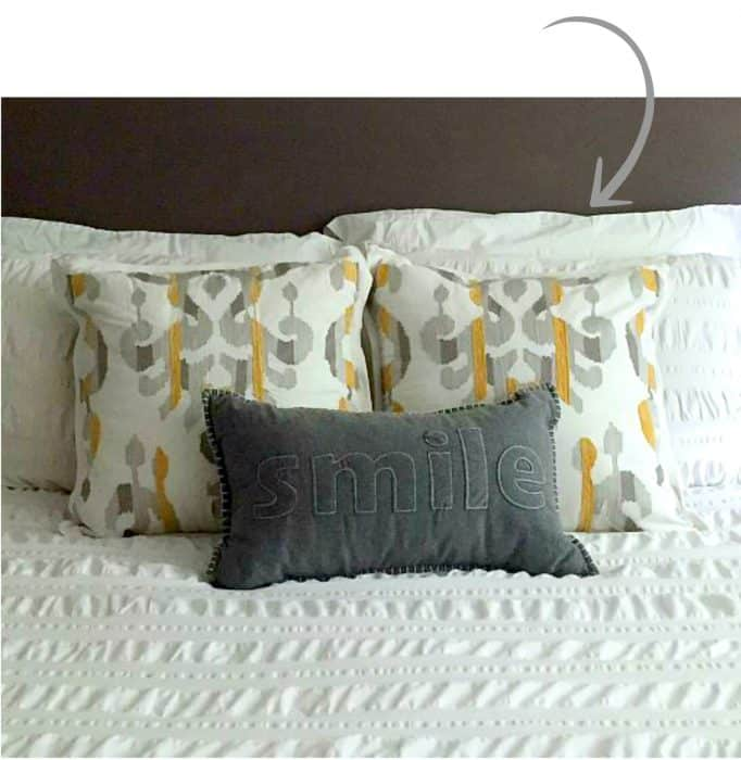 Make bedrooms feel cozy and welcoming when staging for sale