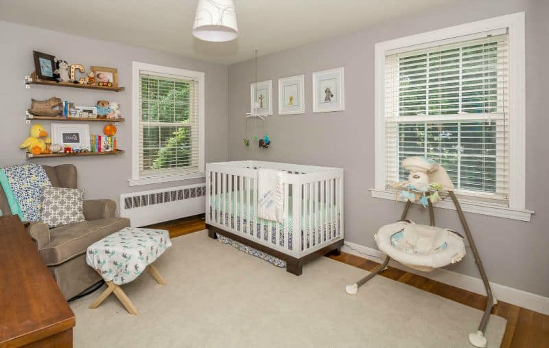 Neutral paint colors are the best for staging a house to sell quickly