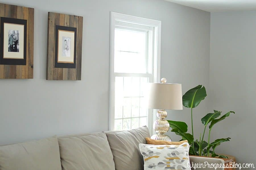 How to make a simple DIY picture frame from wood