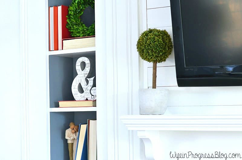 Tips for styling a bookcase