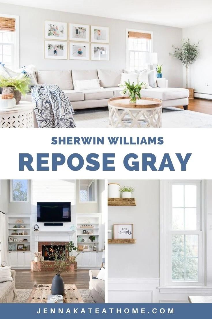 sw repose gray