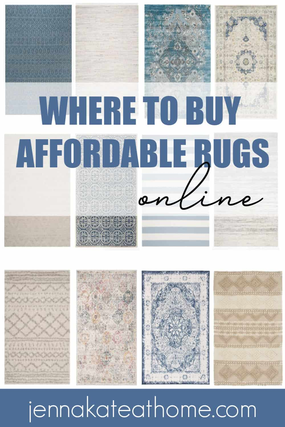 Here are some of the best places to buy affordable rugs online!